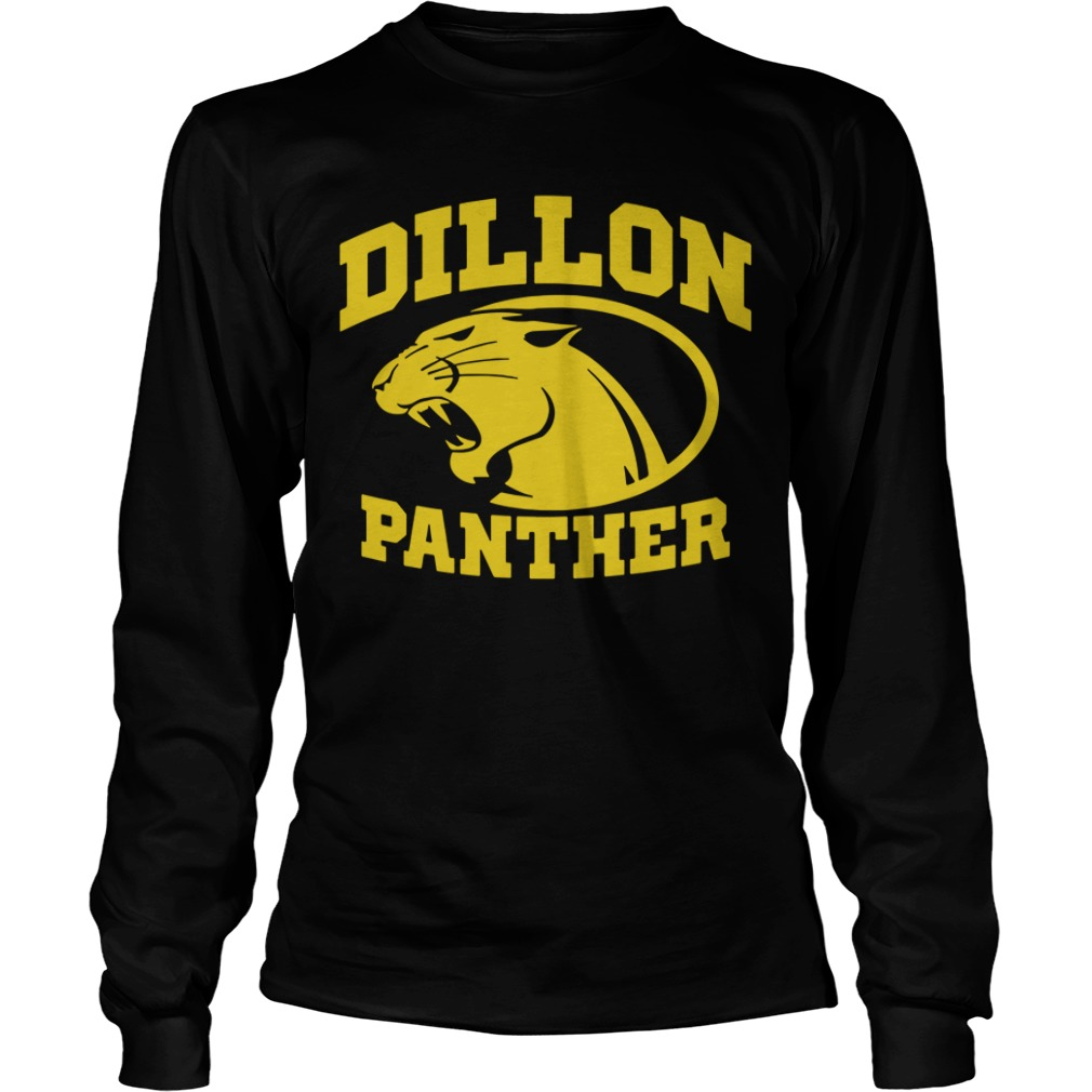Friday Night Lights Dillon Panthers Longsleeve Tee