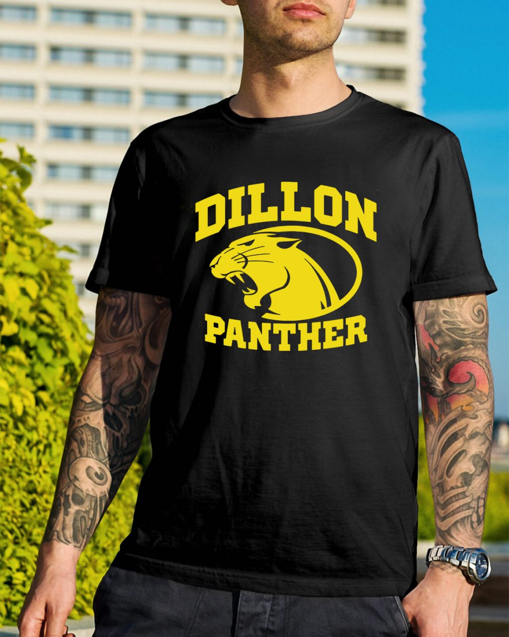 Friday Night Lights Dillon Panthers shirt