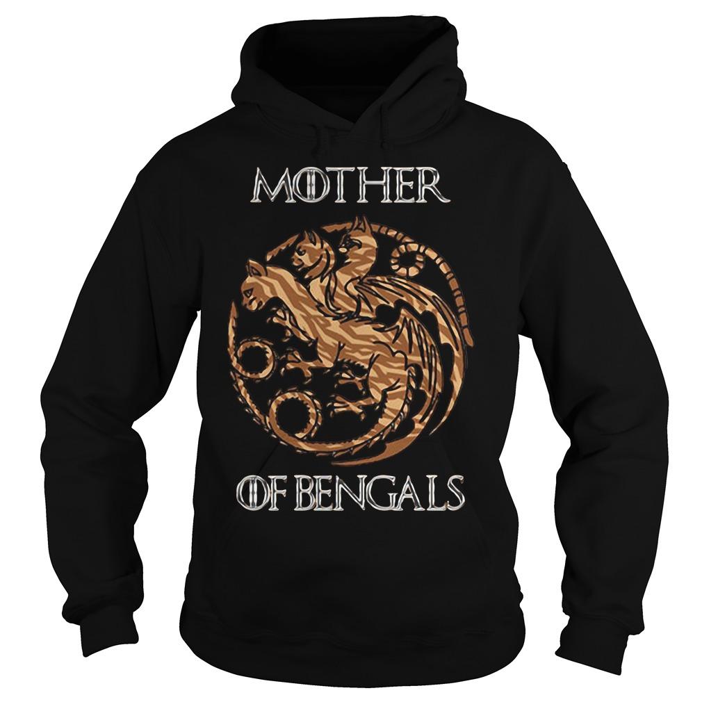 Game of Thrones mother of Bengals Hoodie