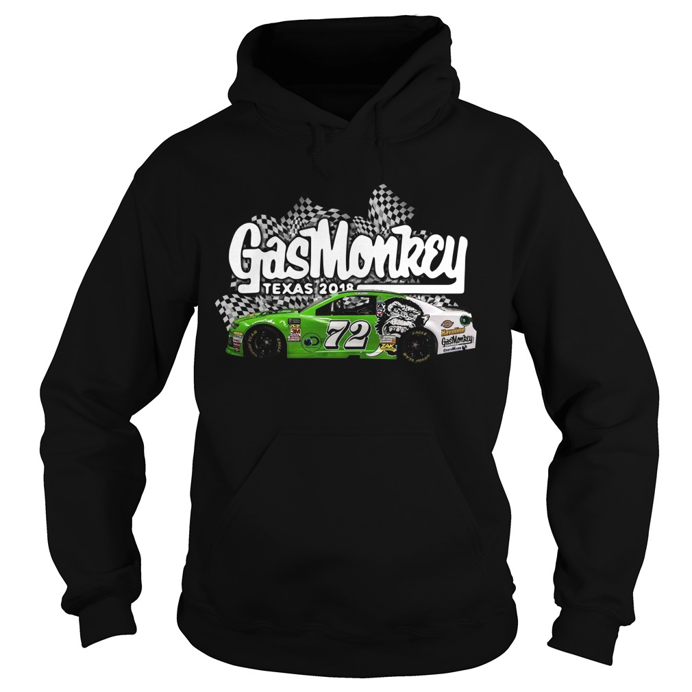 Gas Monkey Texas 2018 Hoodie