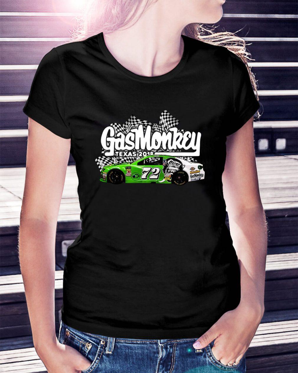 Gas Monkey Texas 2018 Ladies Tee