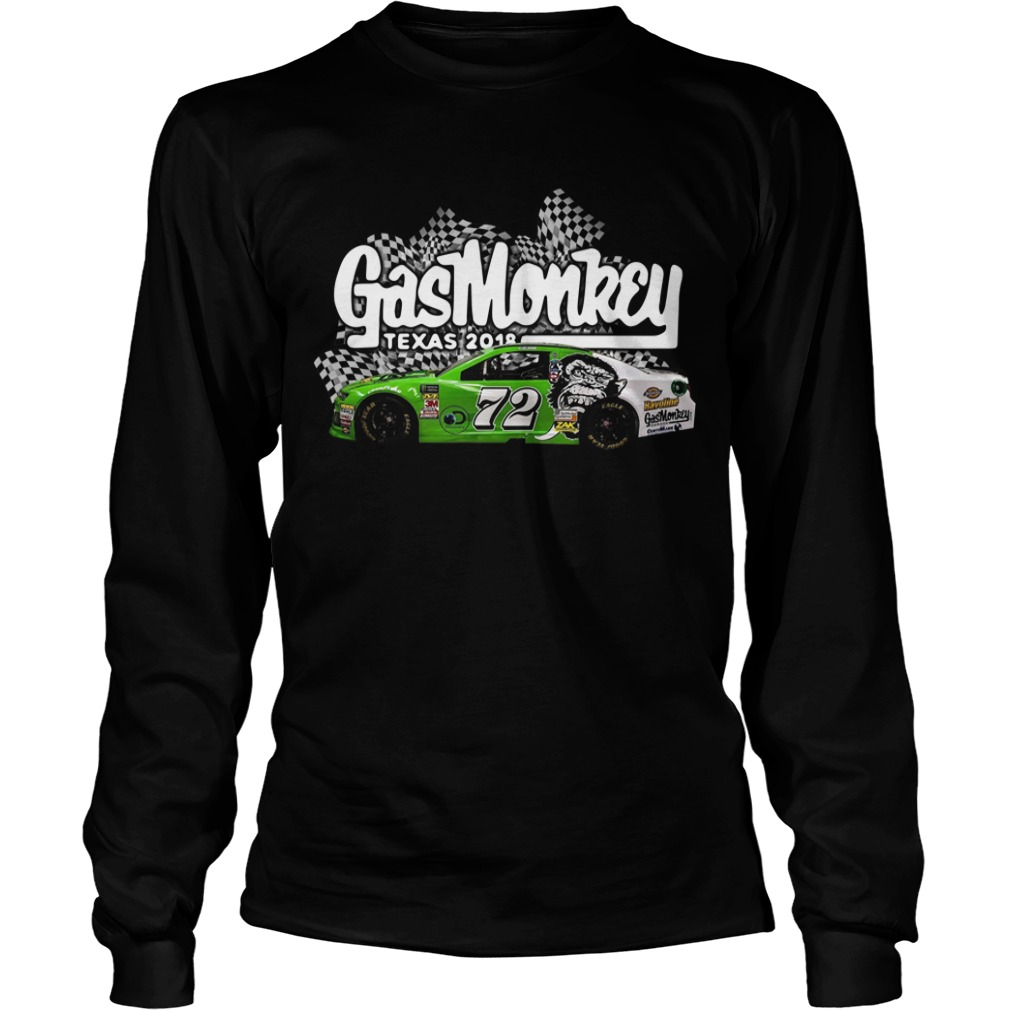 Gas Monkey Texas 2018 Longsleeve Tee