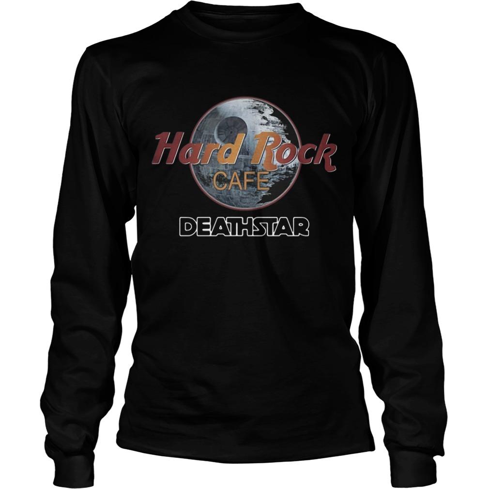 Hard Rock cafe Death Star Longsleeve Tee