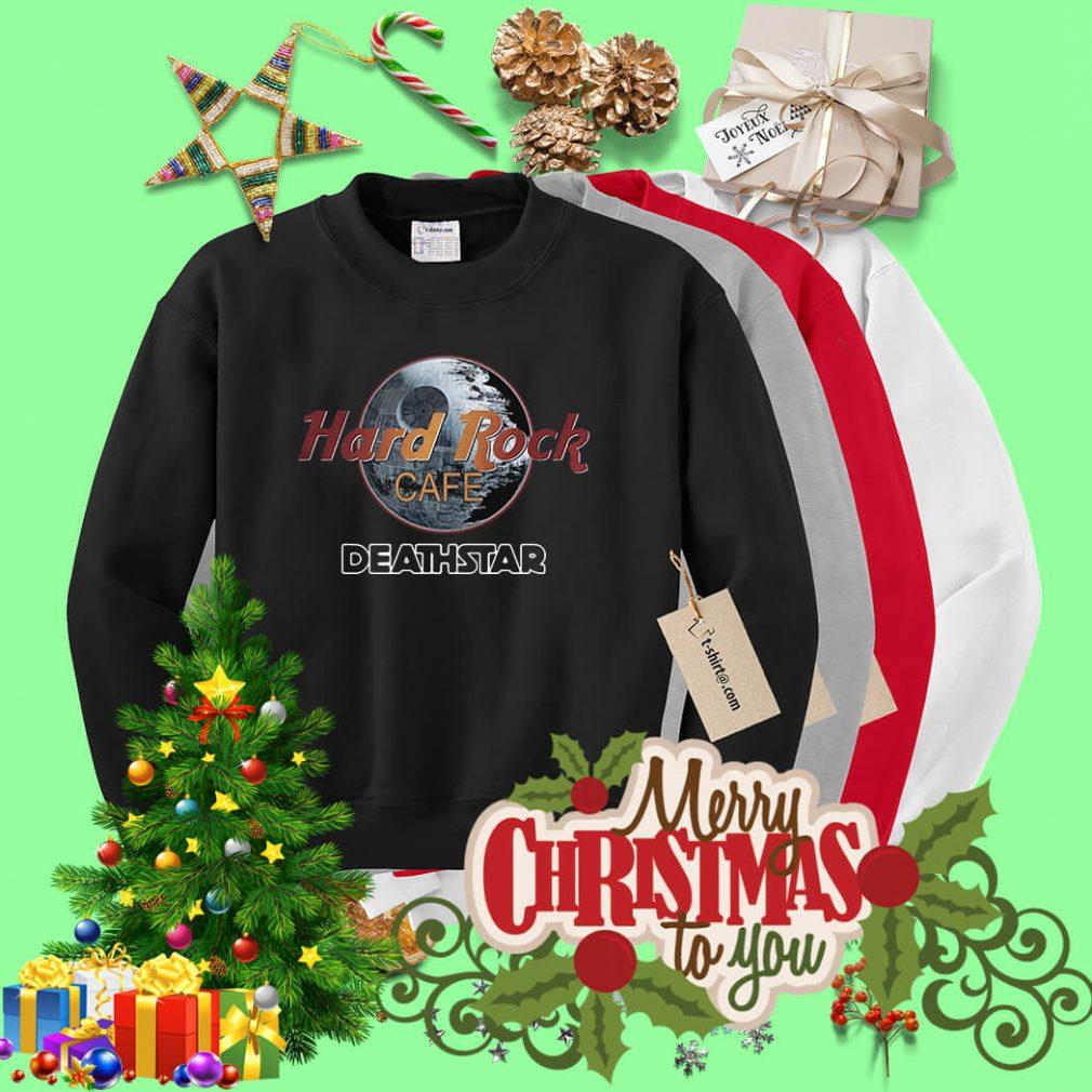 Hard Rock cafe Death Star Sweater
