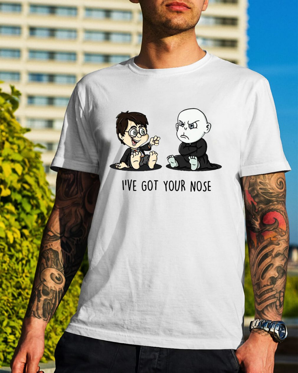 Harry Potter I've got your nose shirt