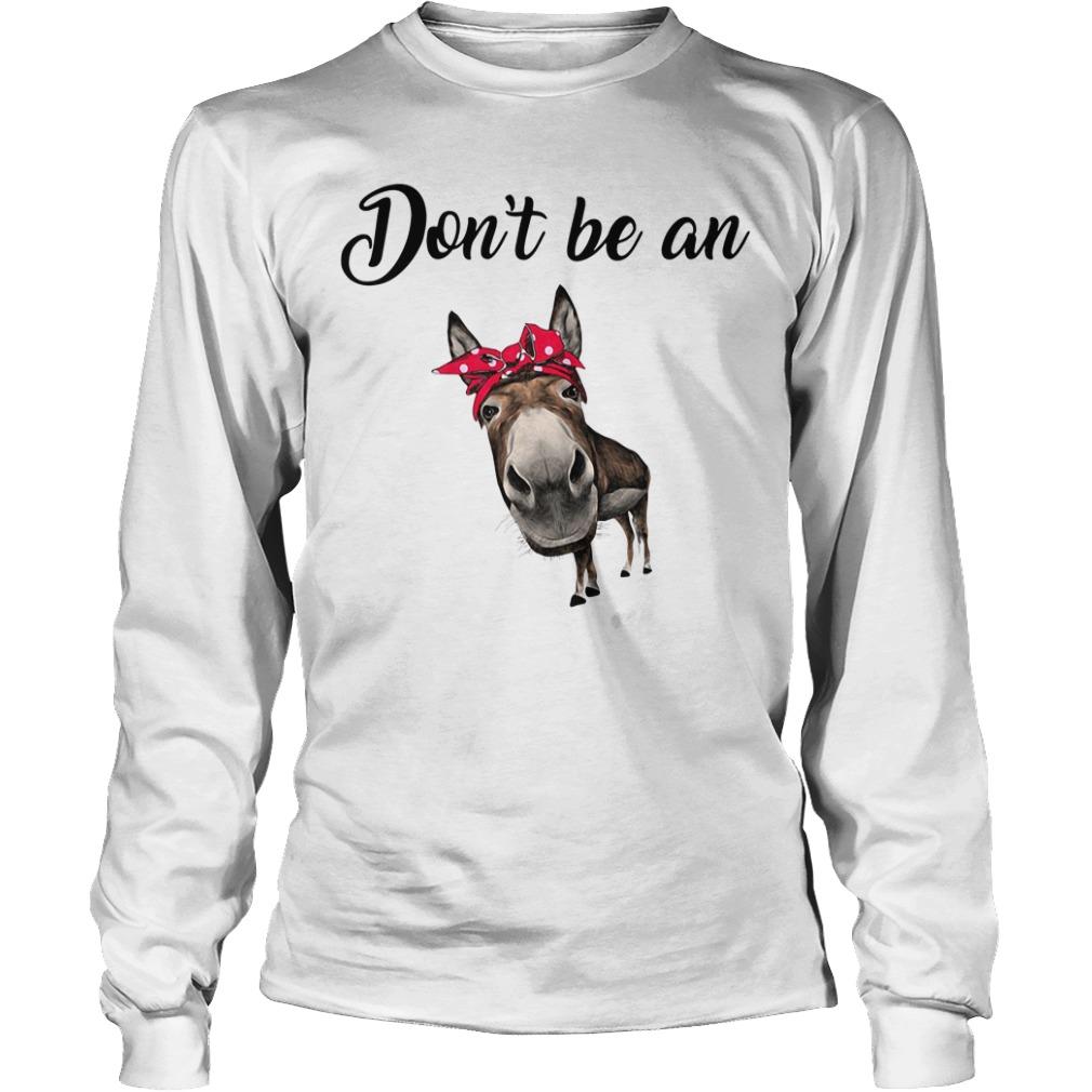 Heifer don't be an Longsleeve Tee