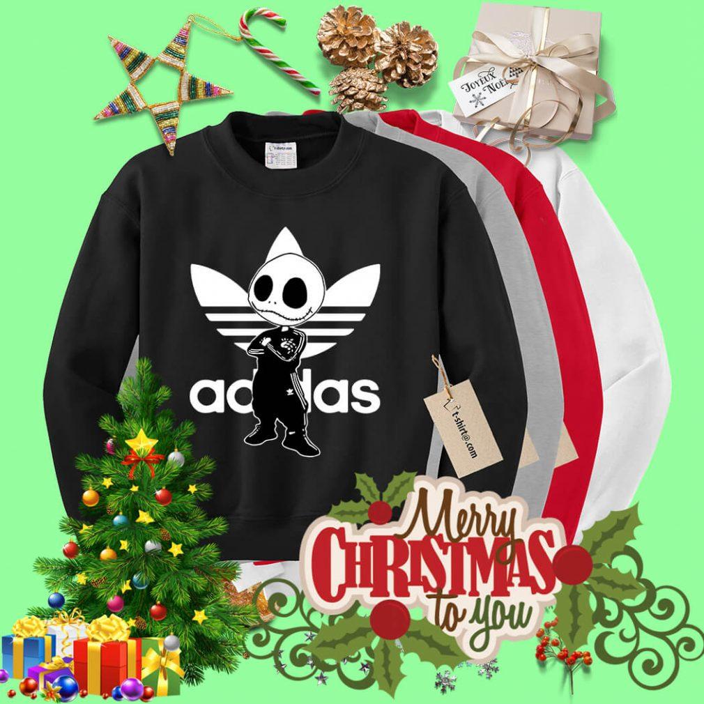 Jack Skellington Adidas Sweater