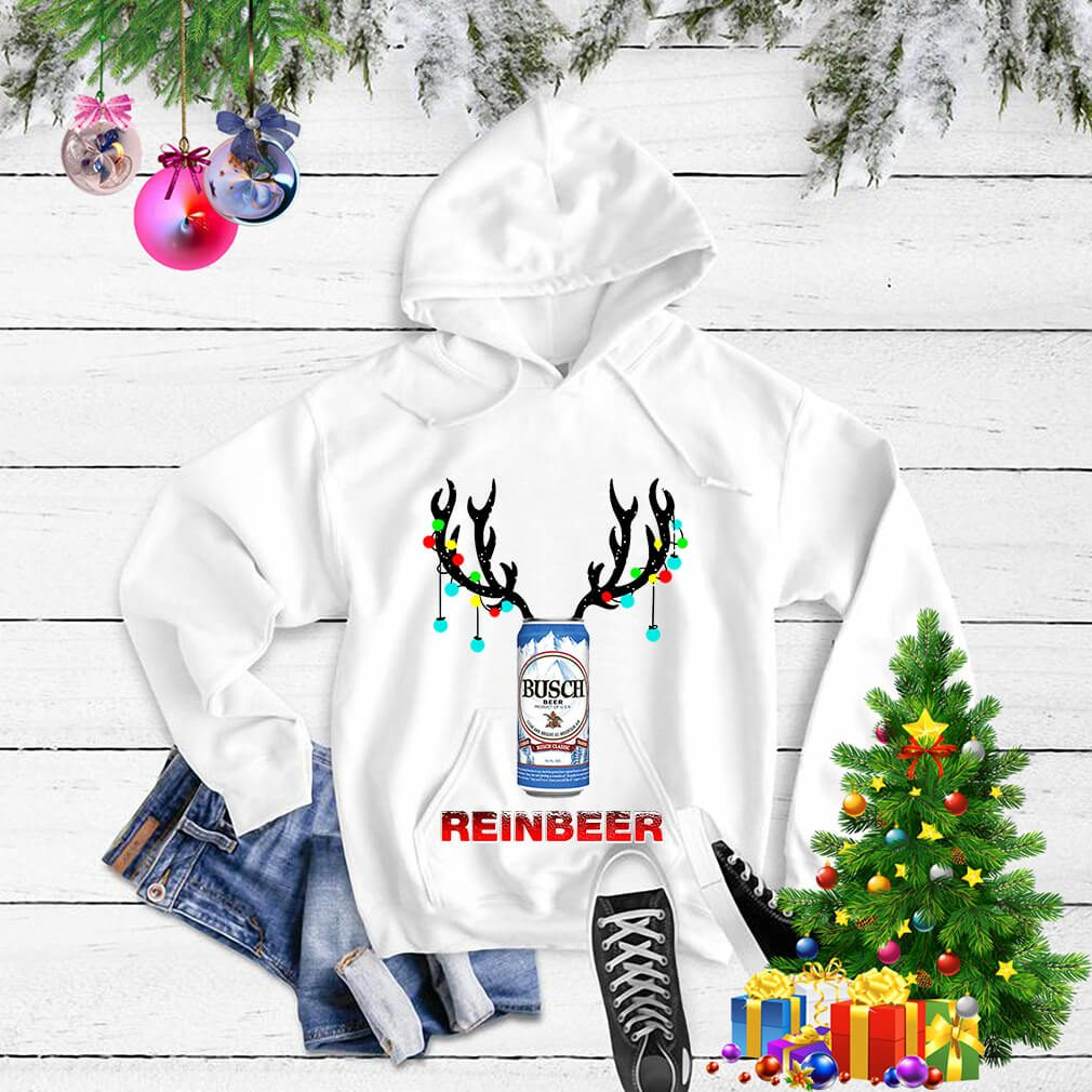 Light Christmas Busch Light reinbeer shirt, sweater