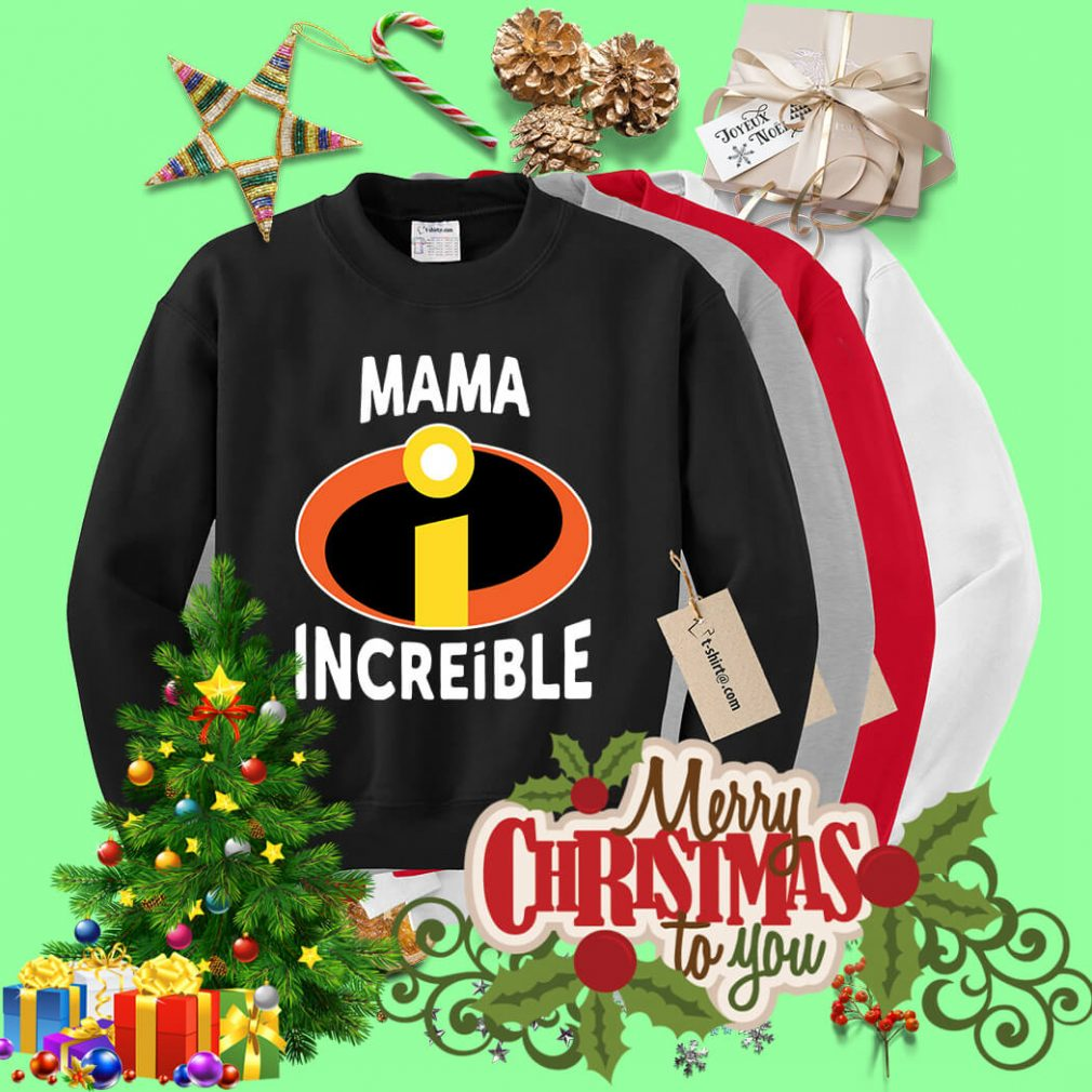 Mama Increible Sweater