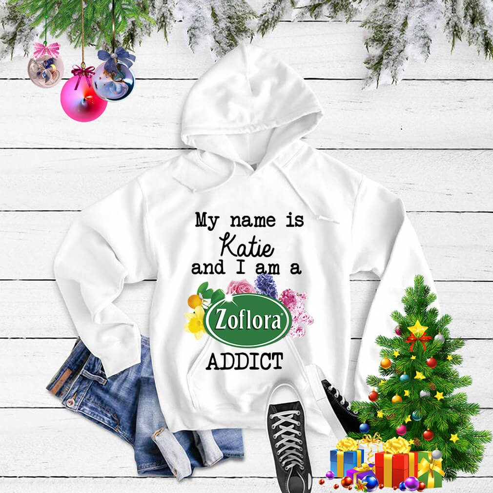My name is Katie and I am a Zoflora addict Sweater