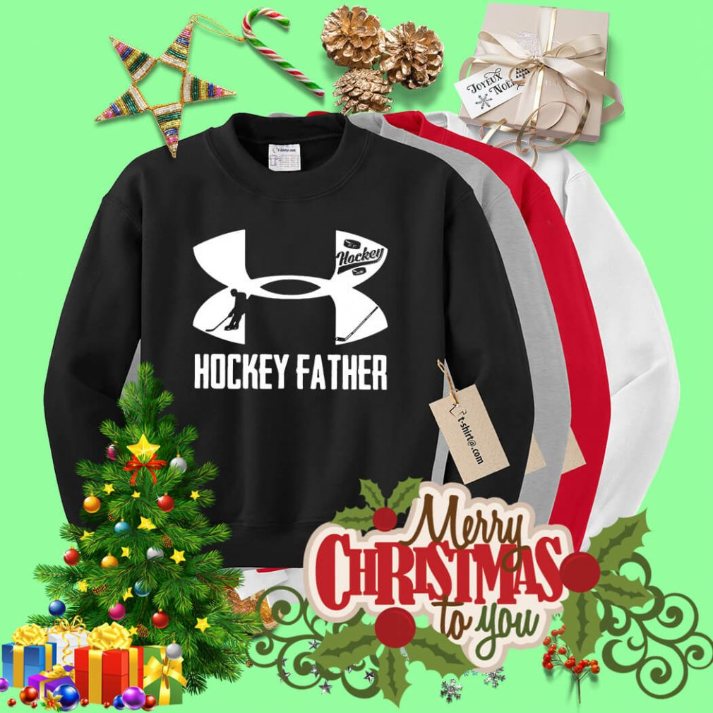 Under Armour hockey father Sweater