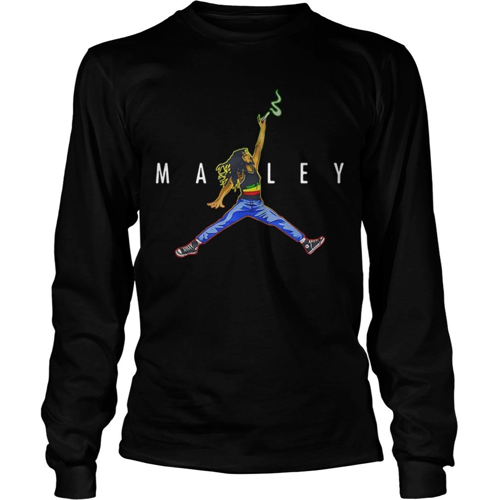 Official Bob Marley Longsleeve Tee