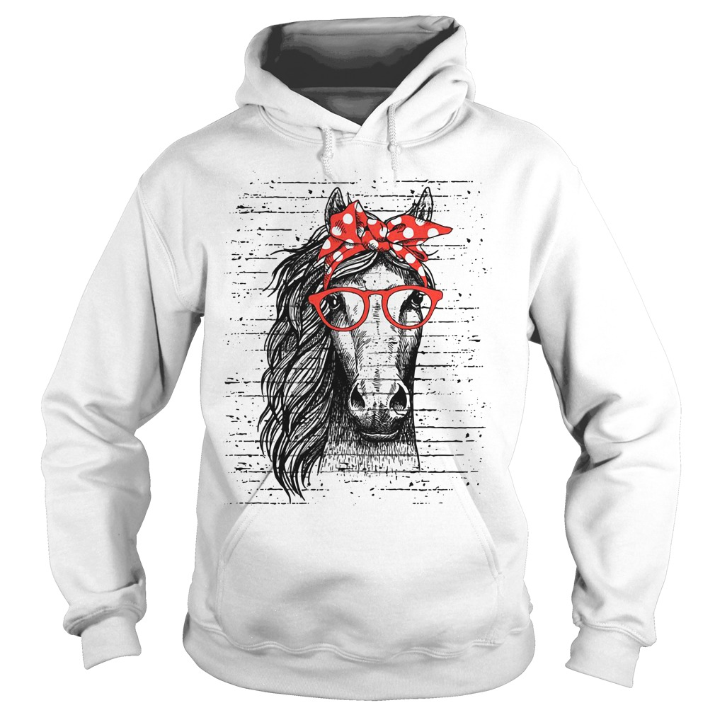 Official Horse Cowgirl Hoodie