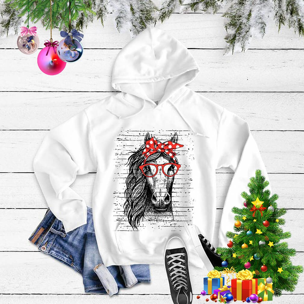 Official Horse Cowgirl Sweater