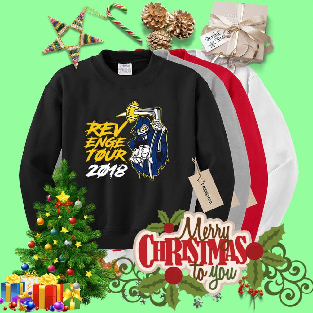 Michigan Revenge 2018 football Sweater