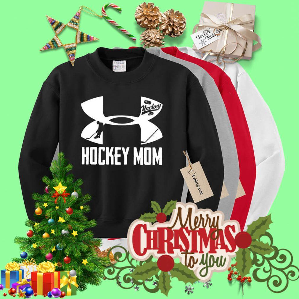 Under Armour hockey mom Sweater