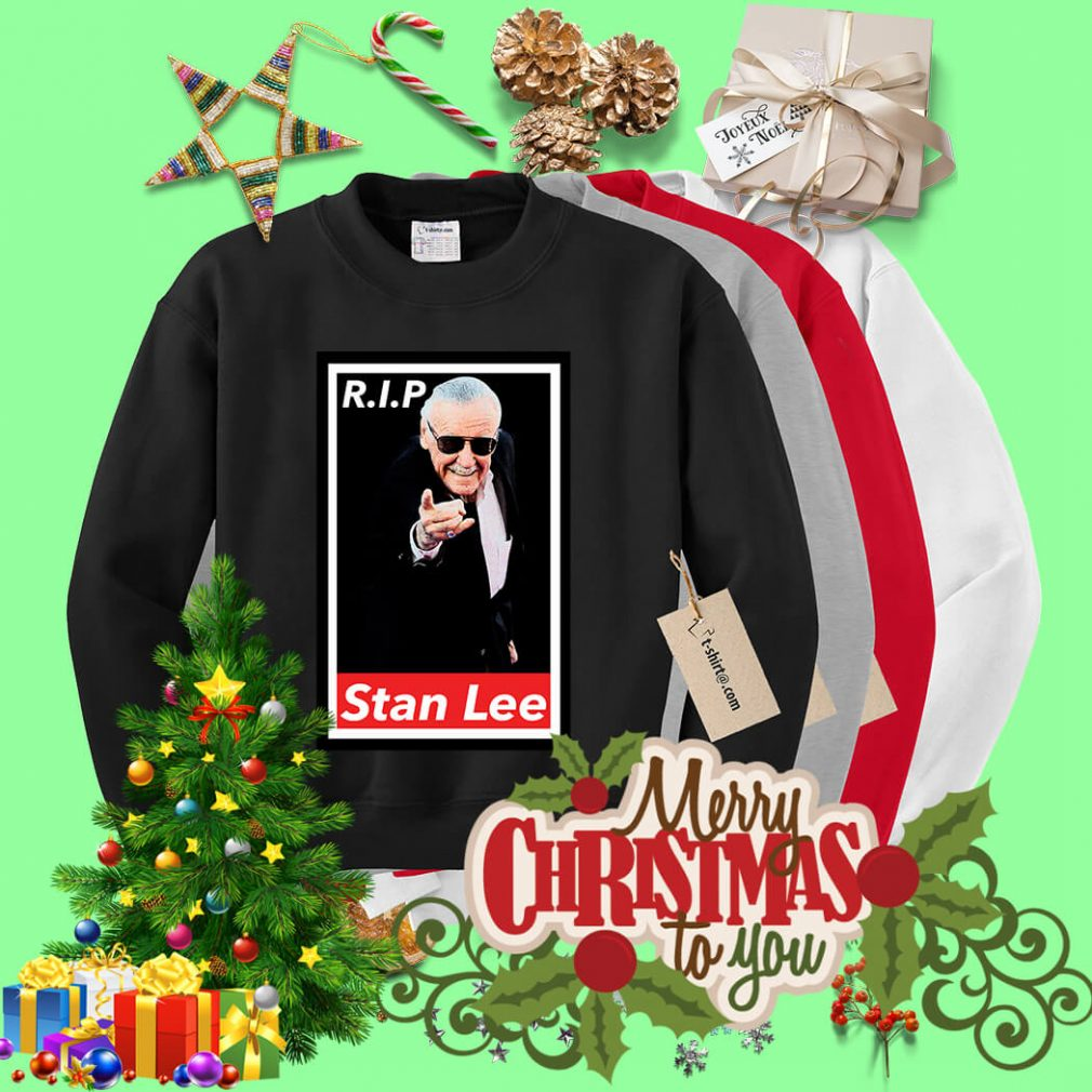 R.I.P Stan Lee 1922-2018 Sweater