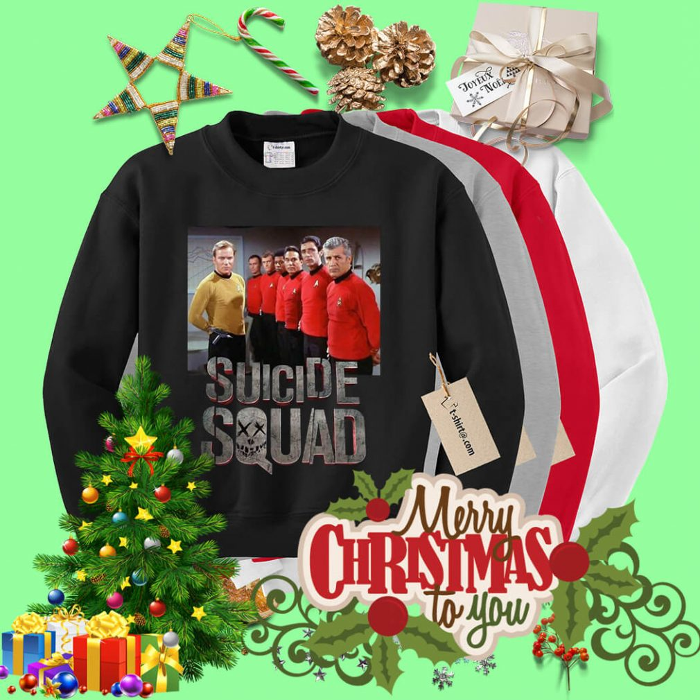 Star Trek Suicide Squad Sweater