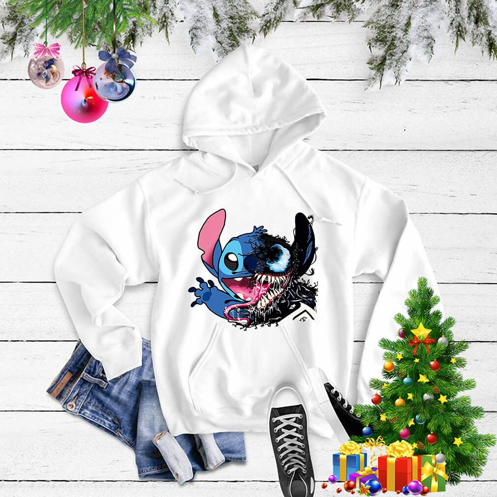 Stitch Venom we are Venom Hoodie