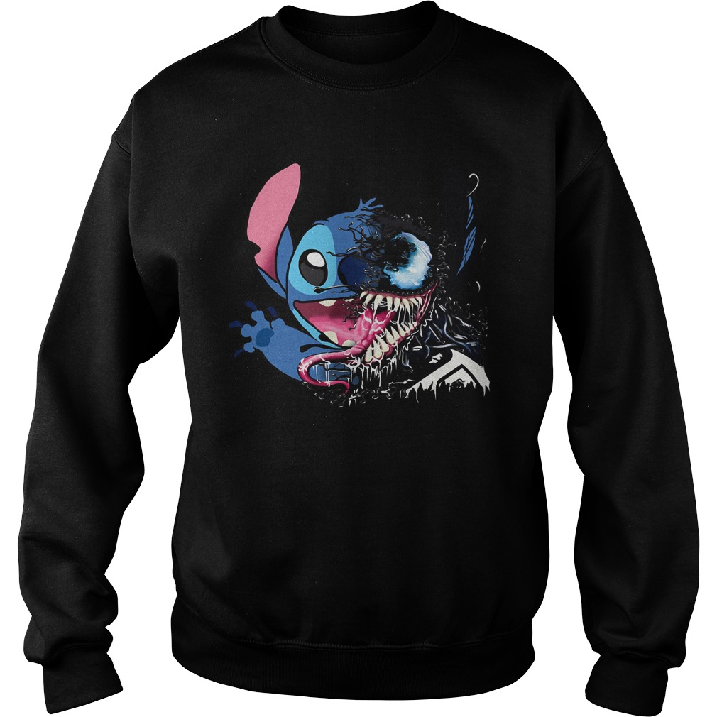 Stitch Venom we are Venom Sweater