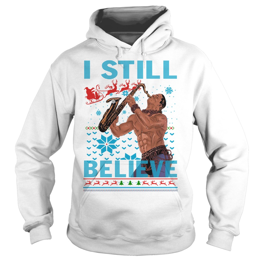 The Lost Boys I still believe ugly Christmas Hoodie