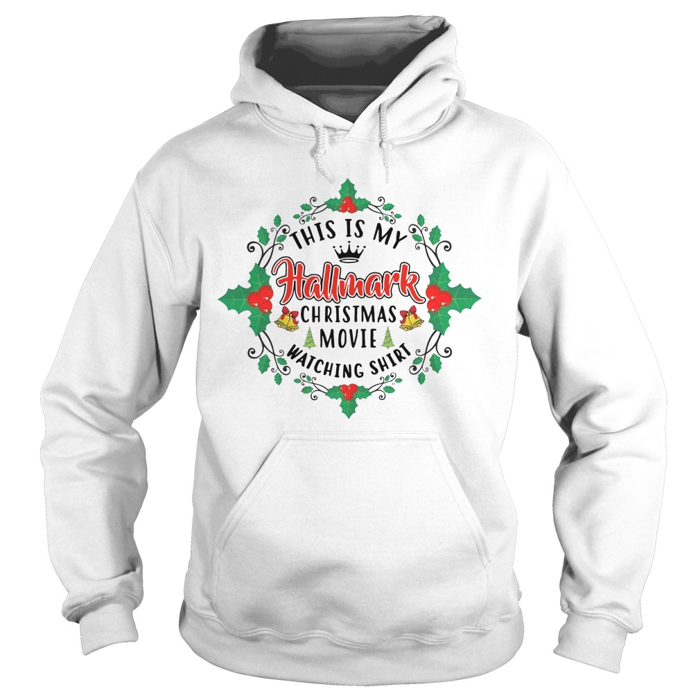This is my Hallmark Christmas movie Happy New Year Hoodie