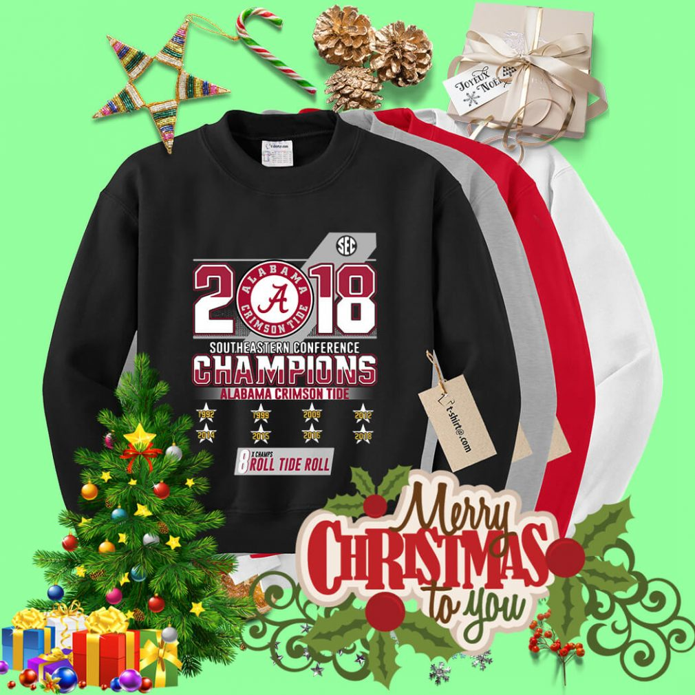 2018 Southeastern conference champions Sweater