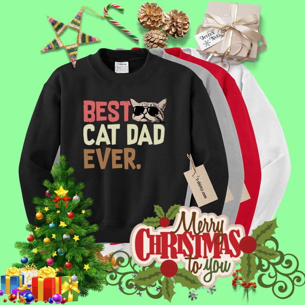 Best cat dad ever Sweater