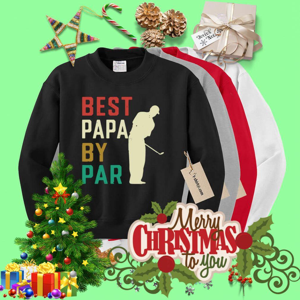 Best Papa by par Sweater