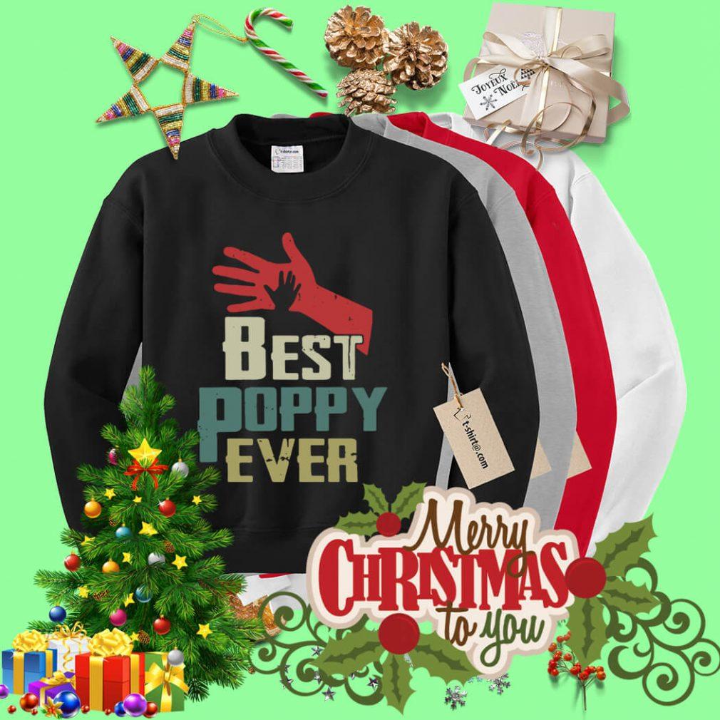 Best Poppy ever Sweater