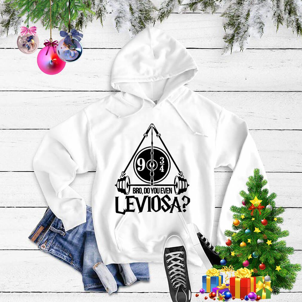 Bro do you even Leviosa Sweater