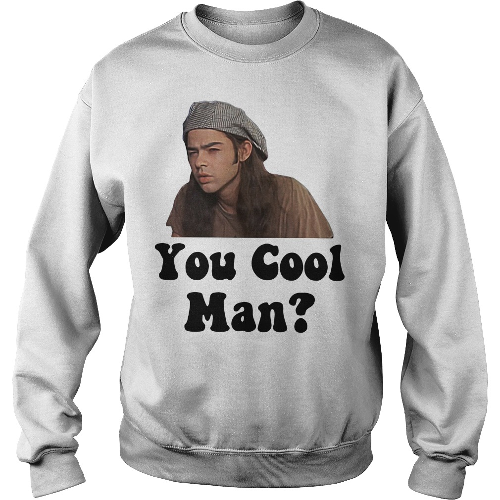 Confused and Dazed you cool man Sweater