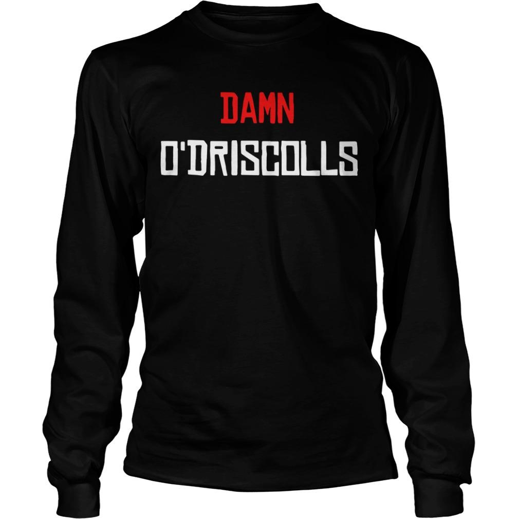 Damn O'driscolls Longsleeve Tee