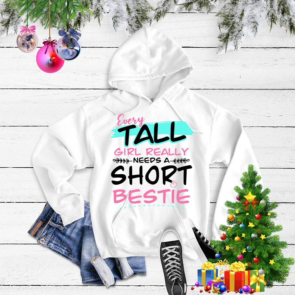Every tall girl really needs a short bestie Sweater
