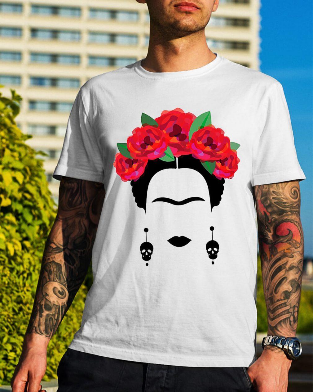 Feminist Frida Kahlo shirt