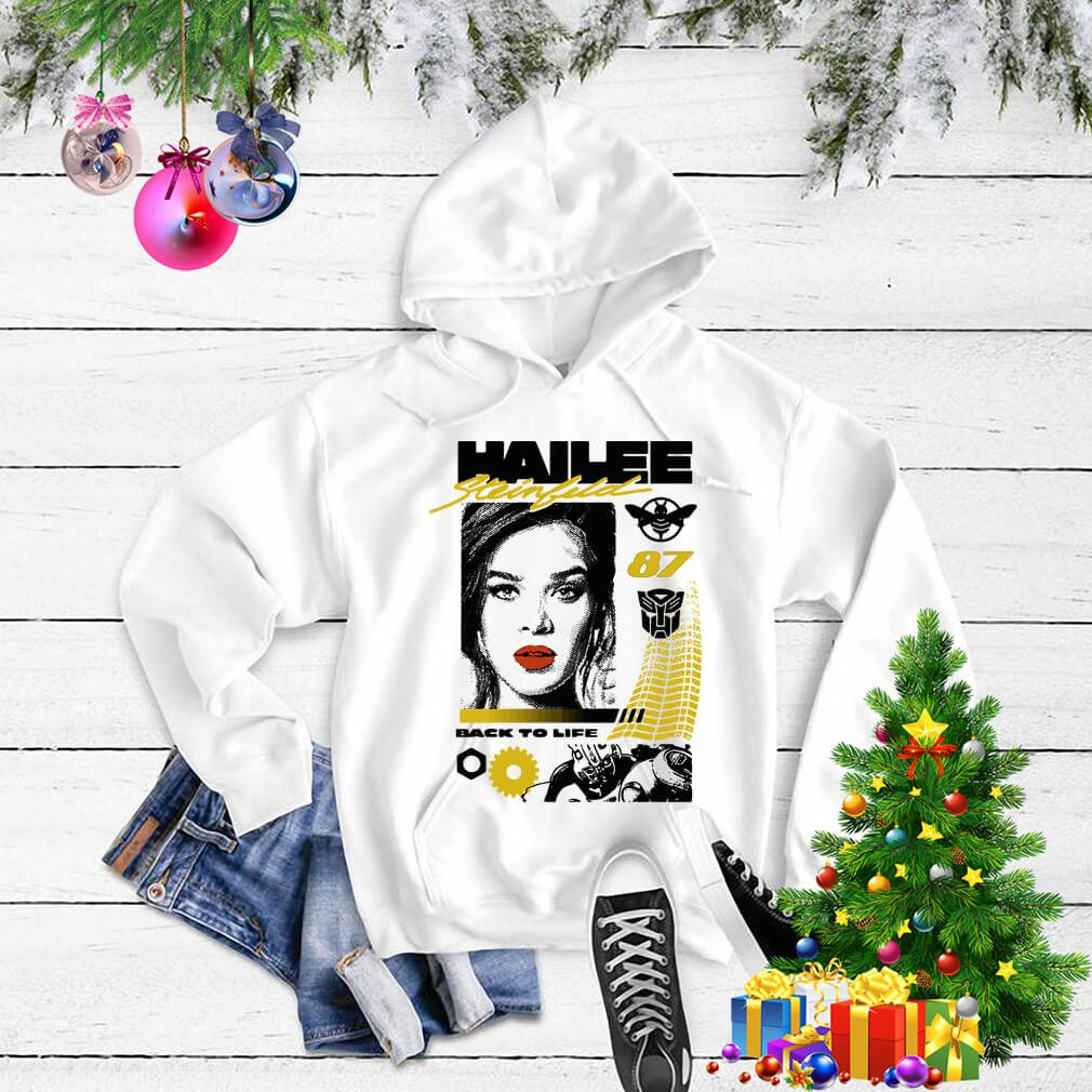 Hailee Steinfeld 87 back to life Sweater