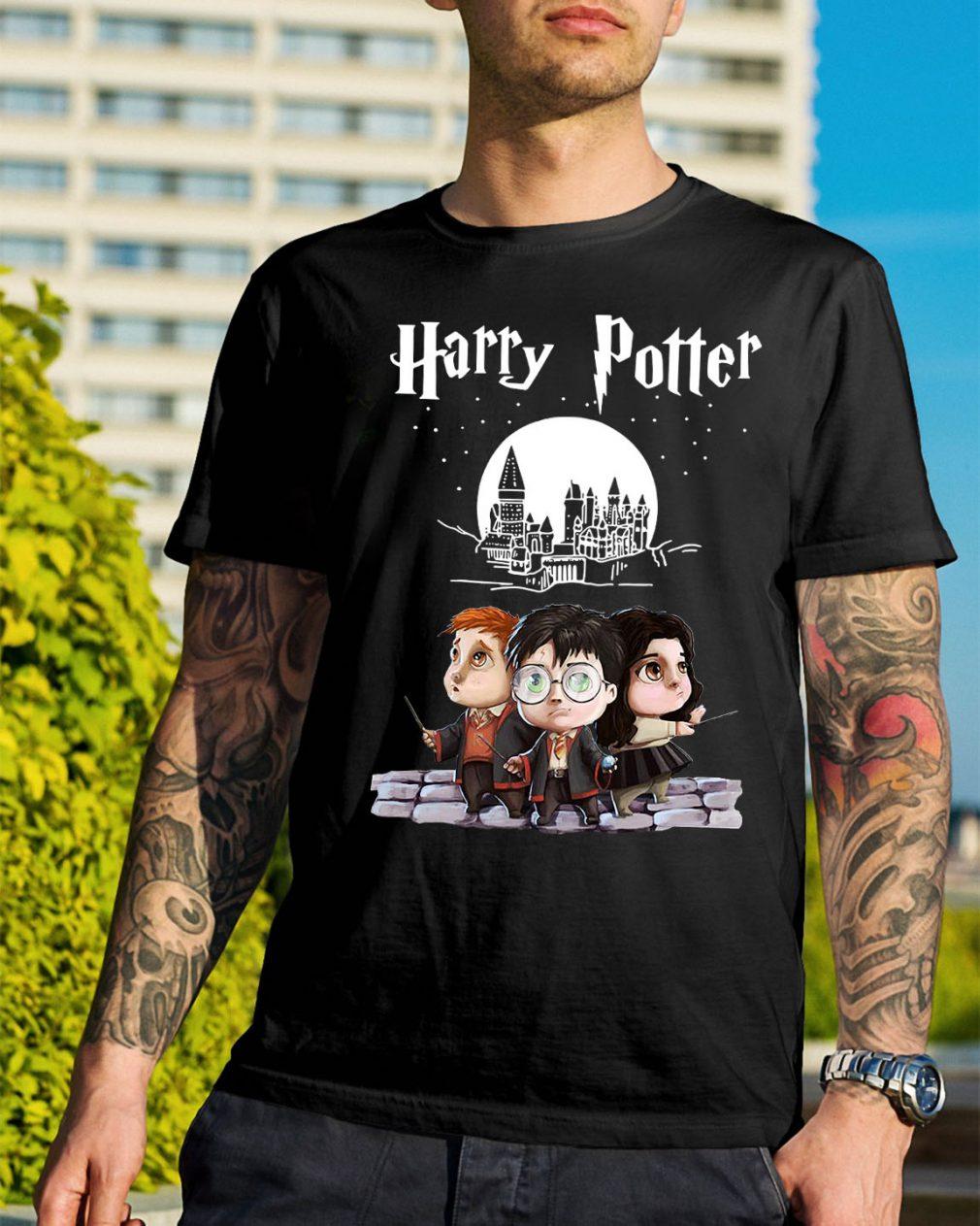 Harry Potter chibi shirt
