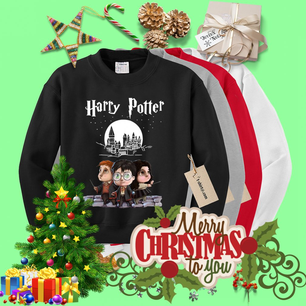 Harry Potter chibi Sweater