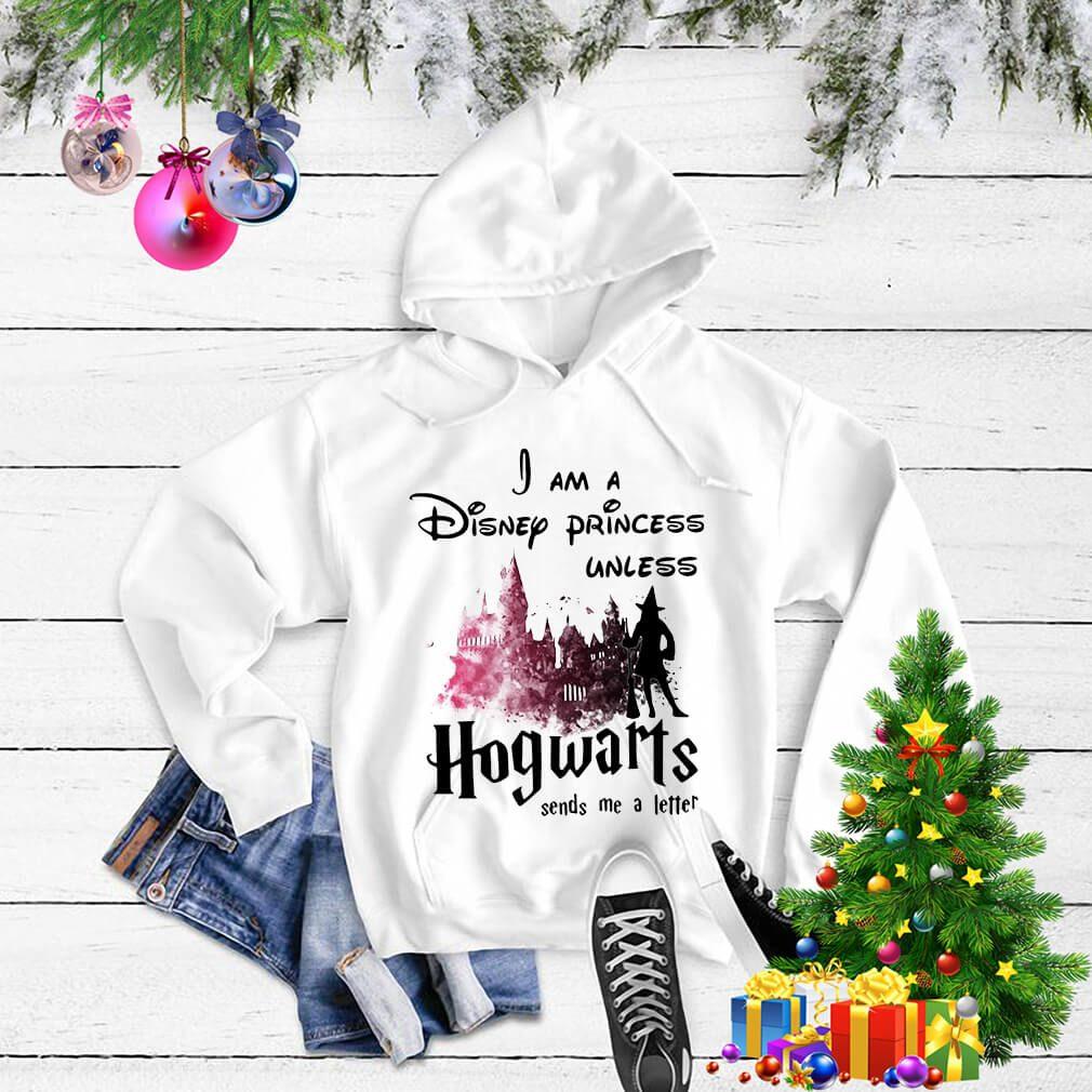 Harry Potter I am Disney princess unless Hogwarts sends me a letter Sweater