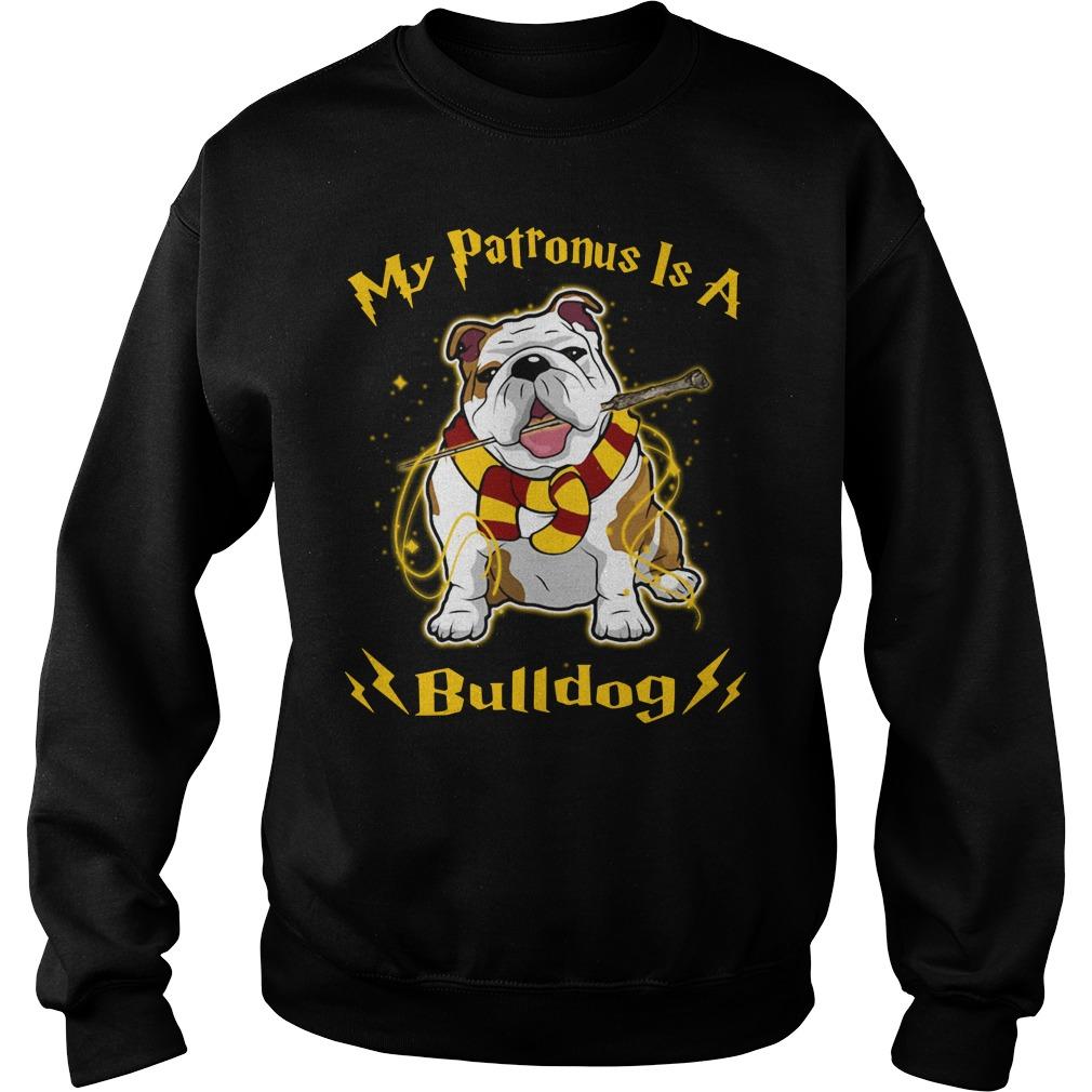 Harry Potter my Patronus is a Bulldog Sweater