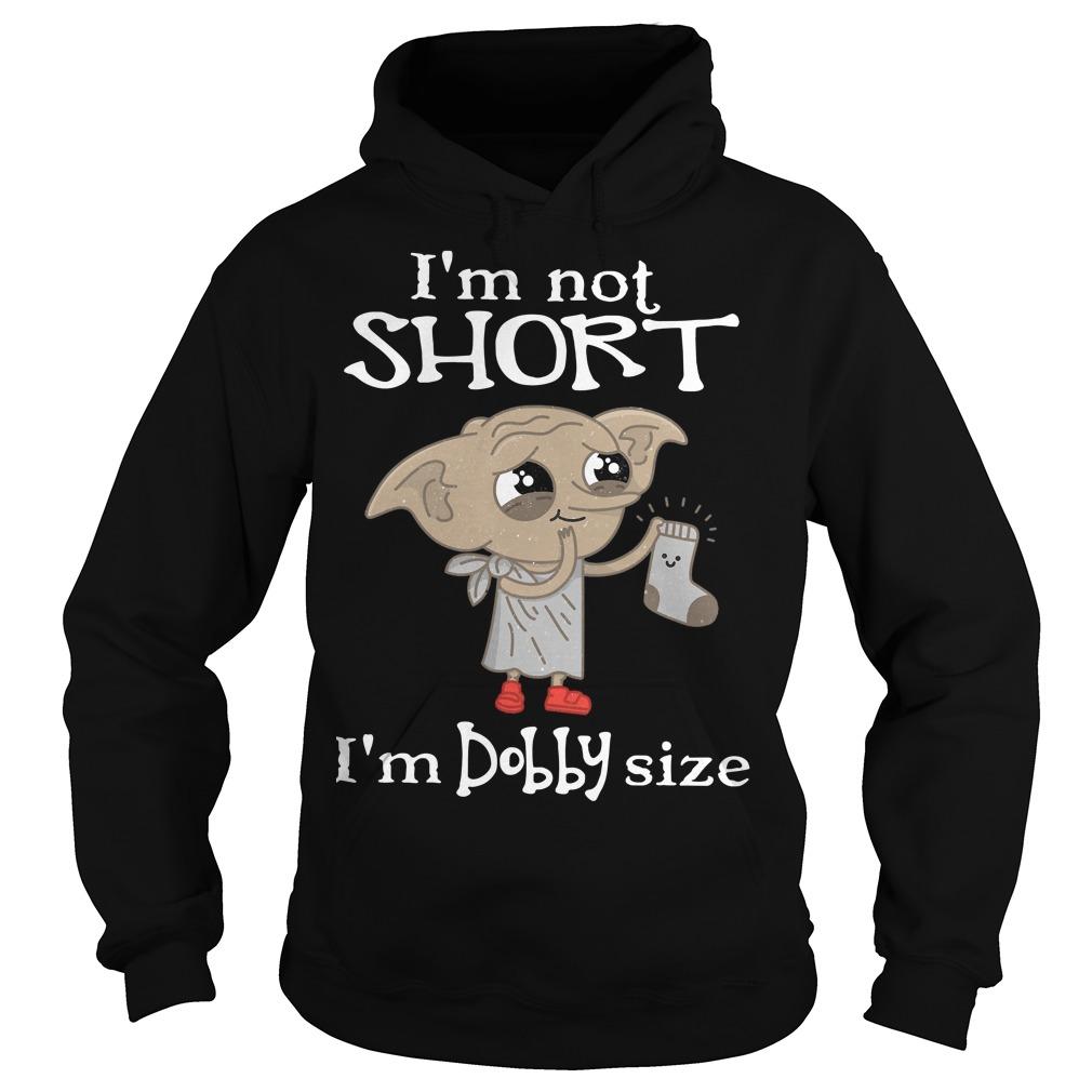 I'm not short I'm Dobby size Christmas Hoodie