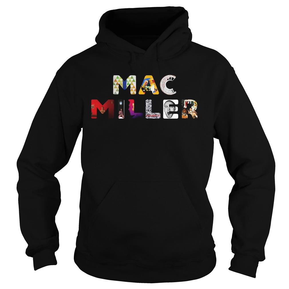 Mac Miller keep your memories alive all album Hoodie