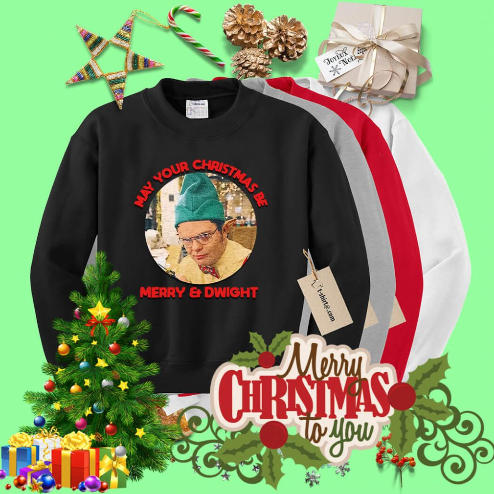 May your Christmas be Merry and Bright shirt, sweater