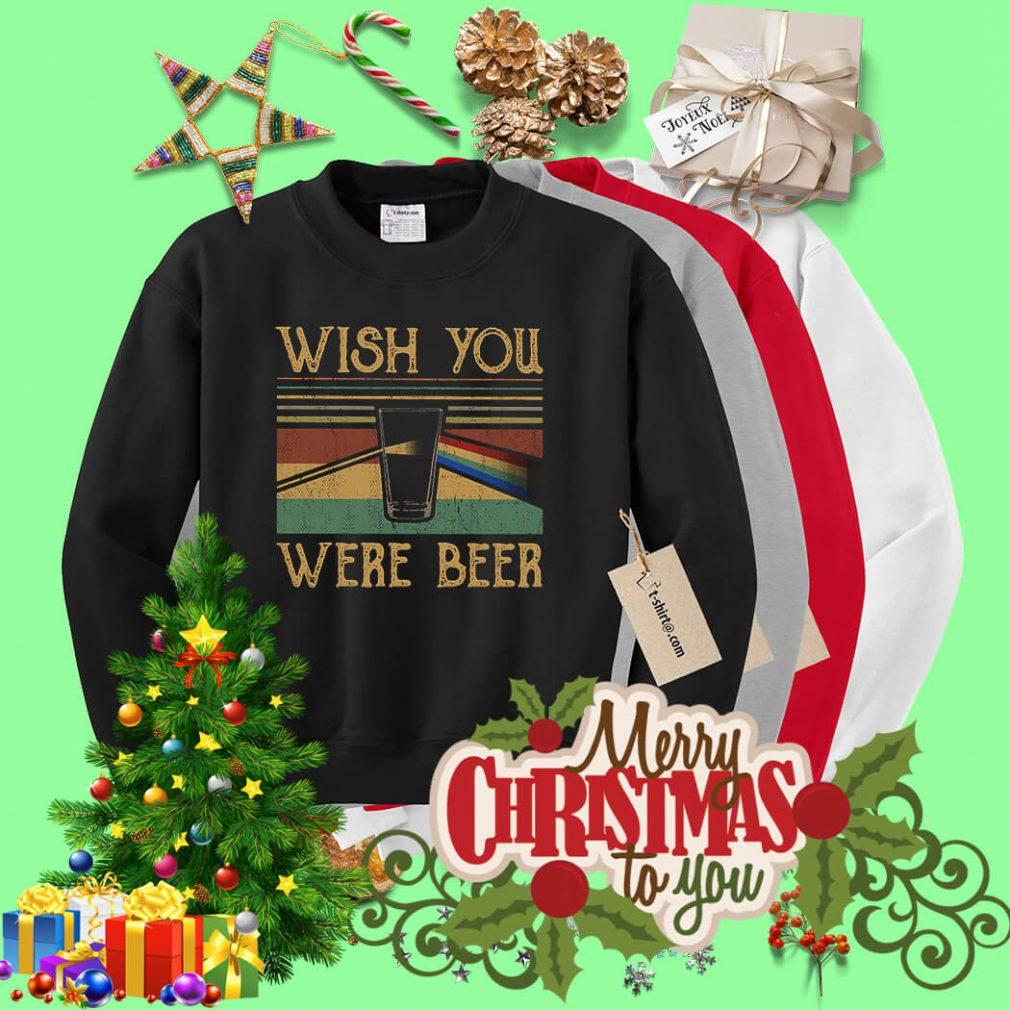 Pink Floyd vintage wish you were beer Sweater