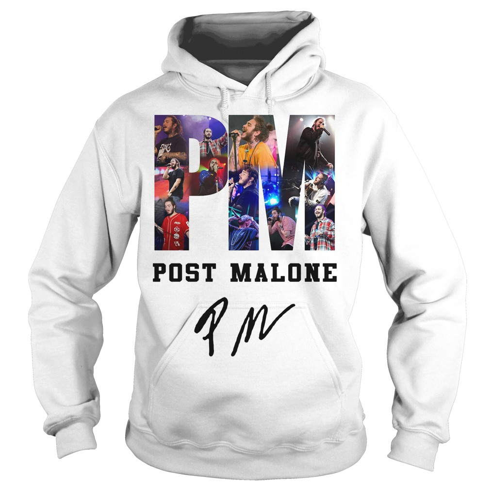 PM Post Malone Hoodie