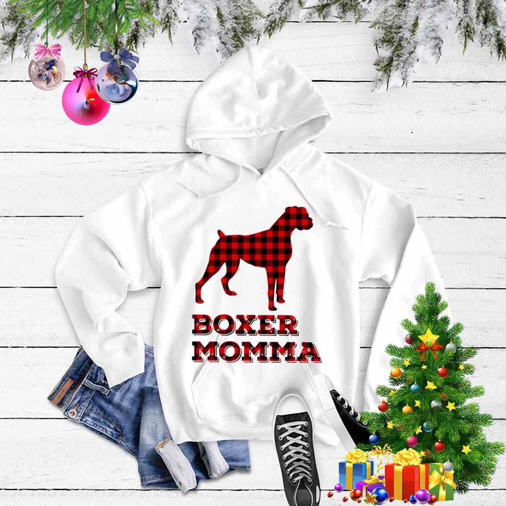 Pug Boxer Momma Sweater