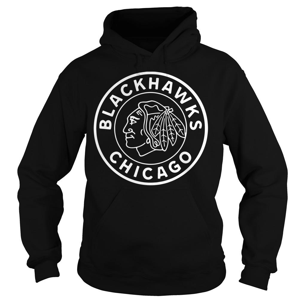 Reebok Blackhawks Chicago Hoodie