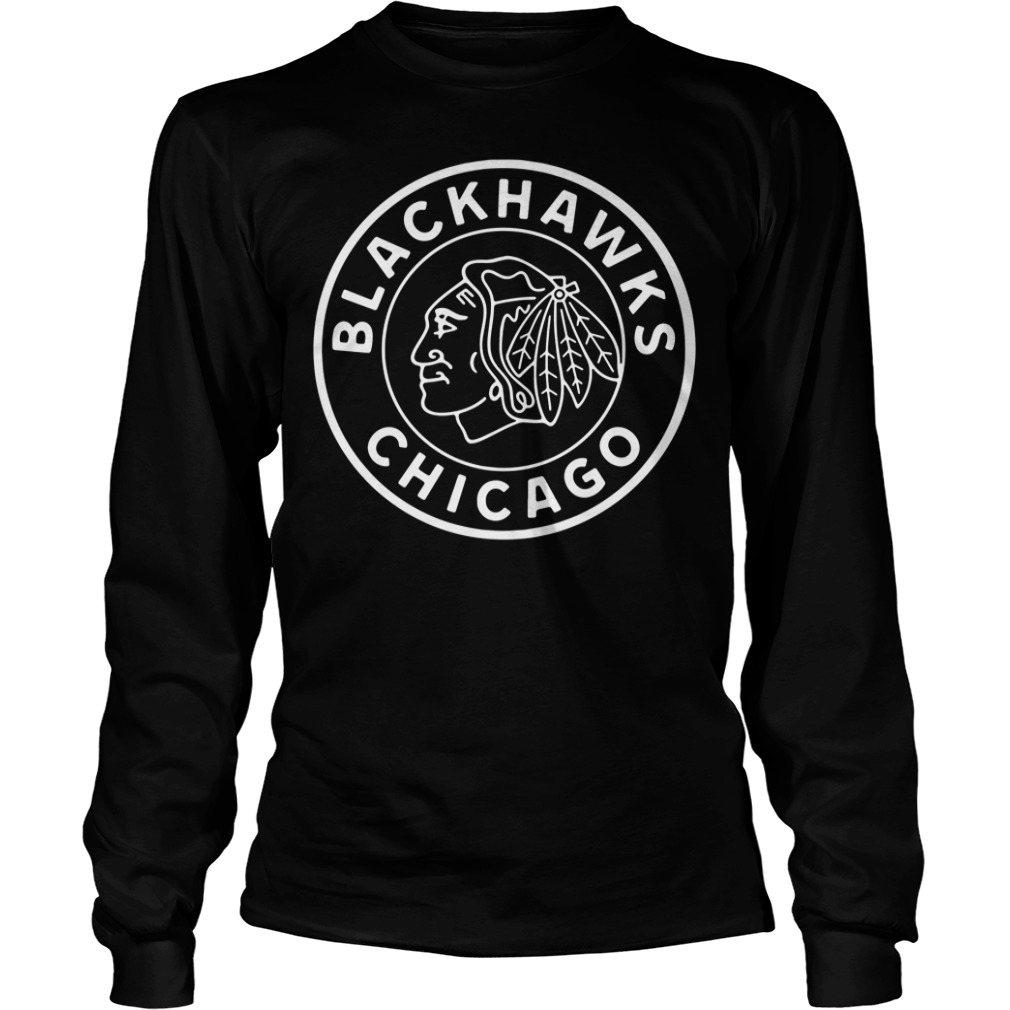 Reebok Blackhawks Chicago Longsleeve Tee