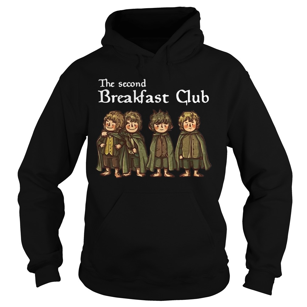 The second Breakfast Club Hoodie