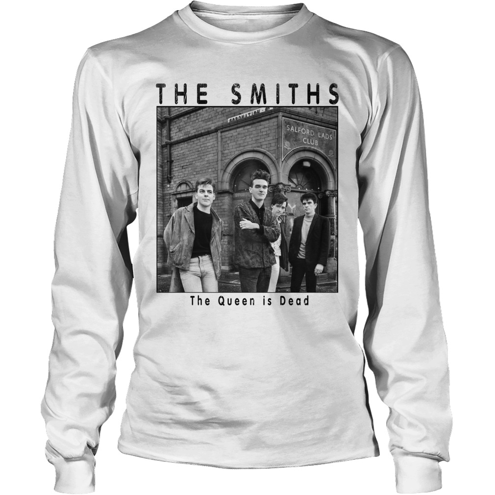 The Smiths the queen is dead Longsleeve Tee